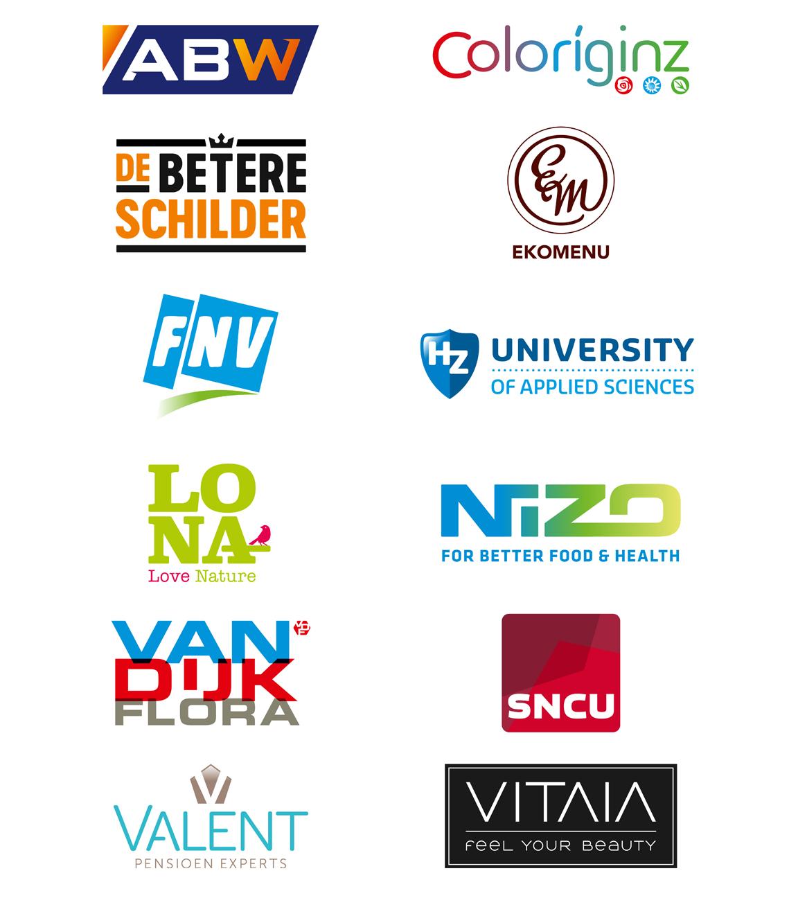 Corporate Identity logo ontwerpen BTM