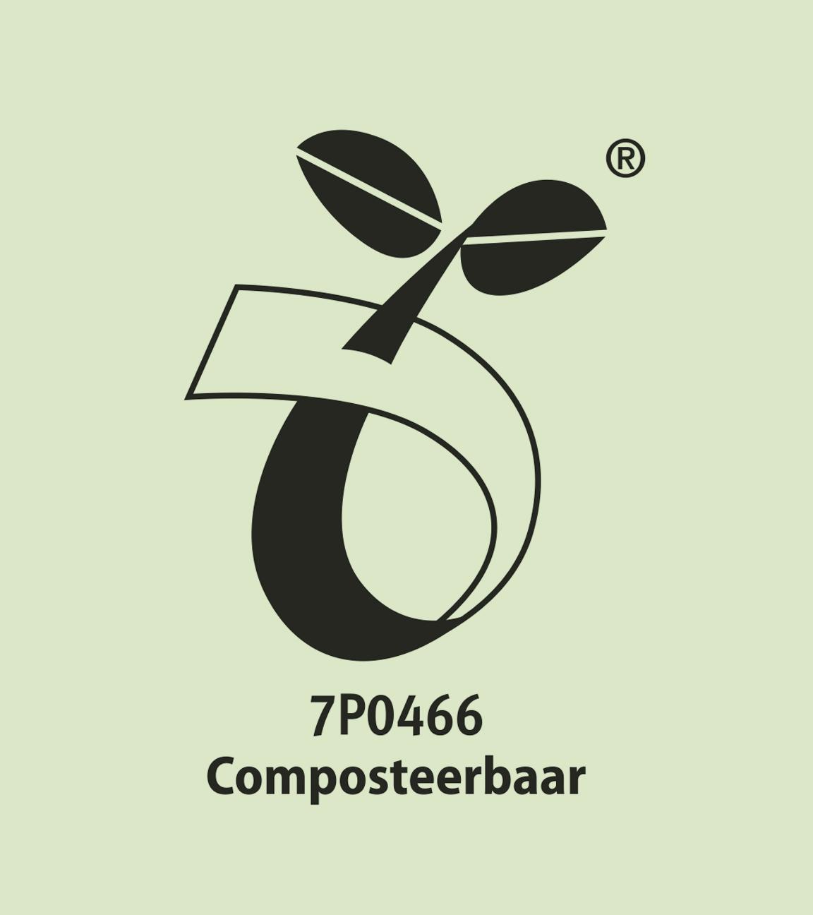 logo composteerbare verpakkingen