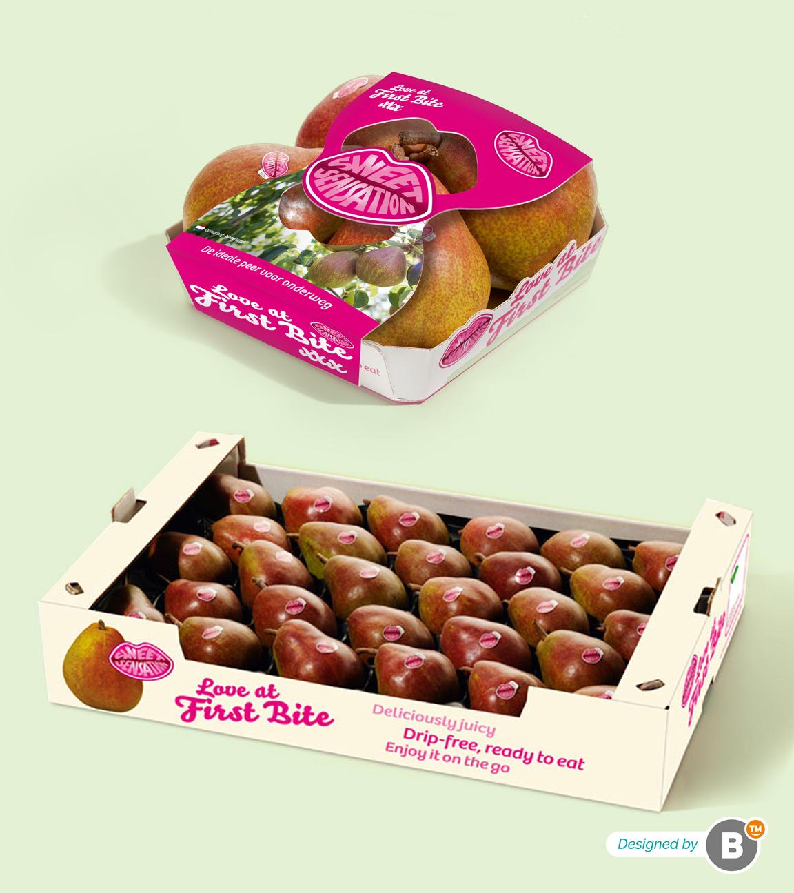 Mono verpakkingen Sweet Sensation